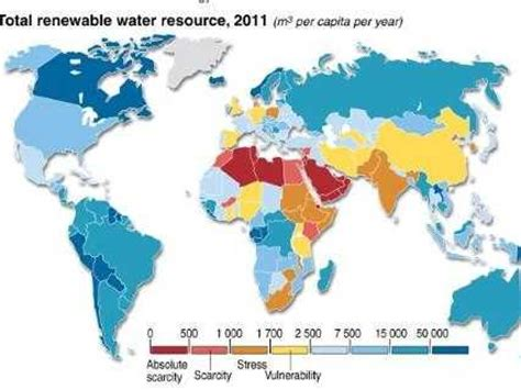 Essay about shortage of water in south Africa